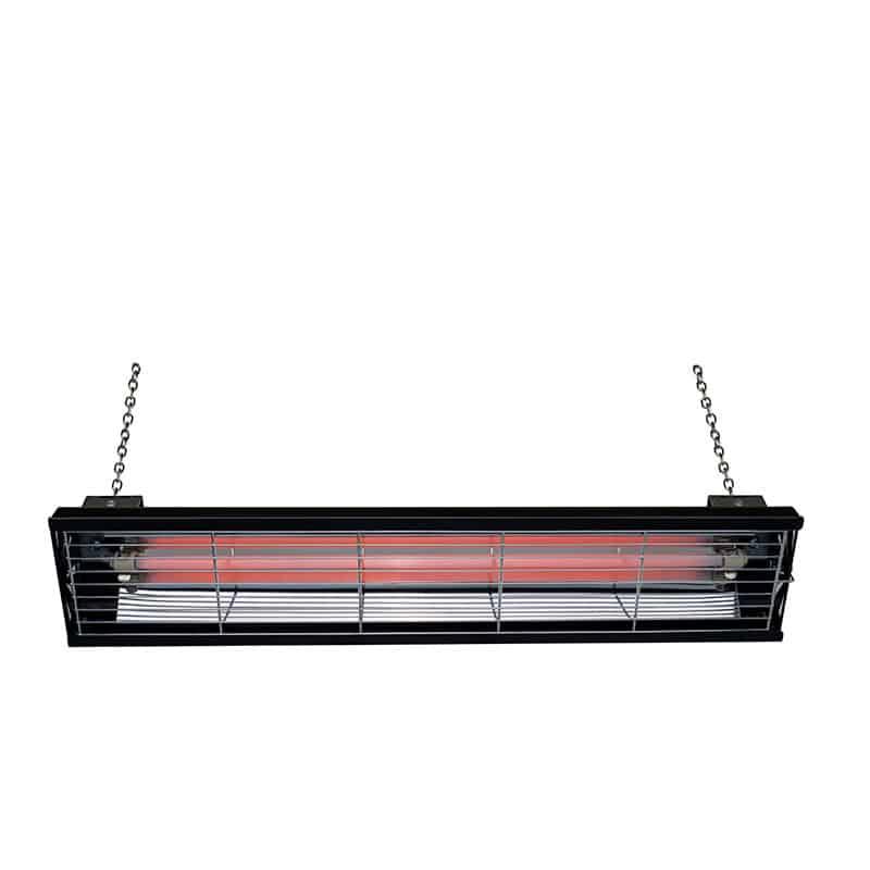 Lampada riscaldante a sospensione grafico Syner progetti Mantova