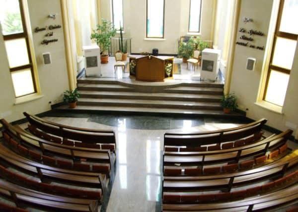 rinfrascatori a basso consumo per chiese