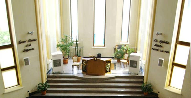 rinfrescatori per chiese e palazzi storici