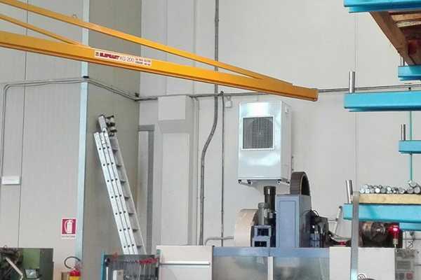 raffrescatori fissi per capannoni