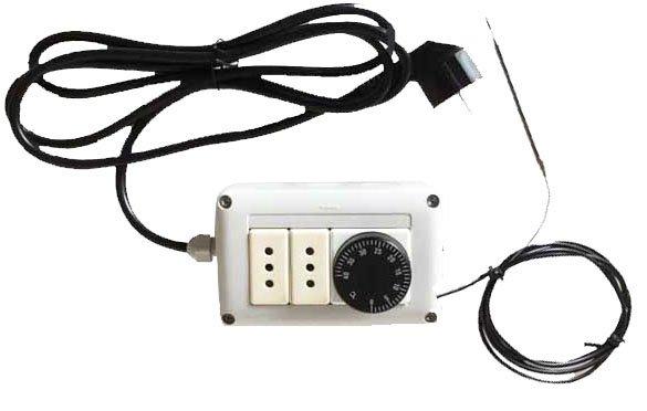 sonda di controllo per riscaldatori per pulcini